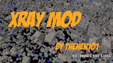 ������� The Simple Xray Mod ��� Minecraft 1.8