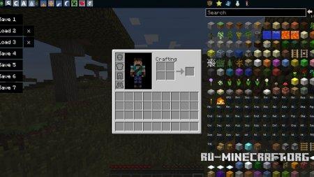 Скачать TooManyItems для Minecraft 1.8