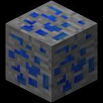 Лазуритовая руда в Minecraft