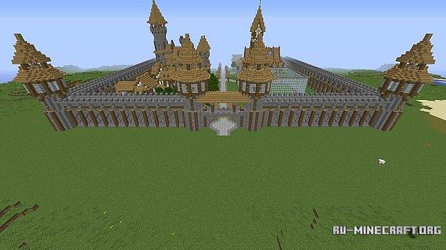 скачать карту для Minecraft для спавна - фото 2
