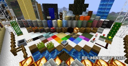 ������� Yet Another Final Fantasy 4 ��� Minecraft 1.7.10