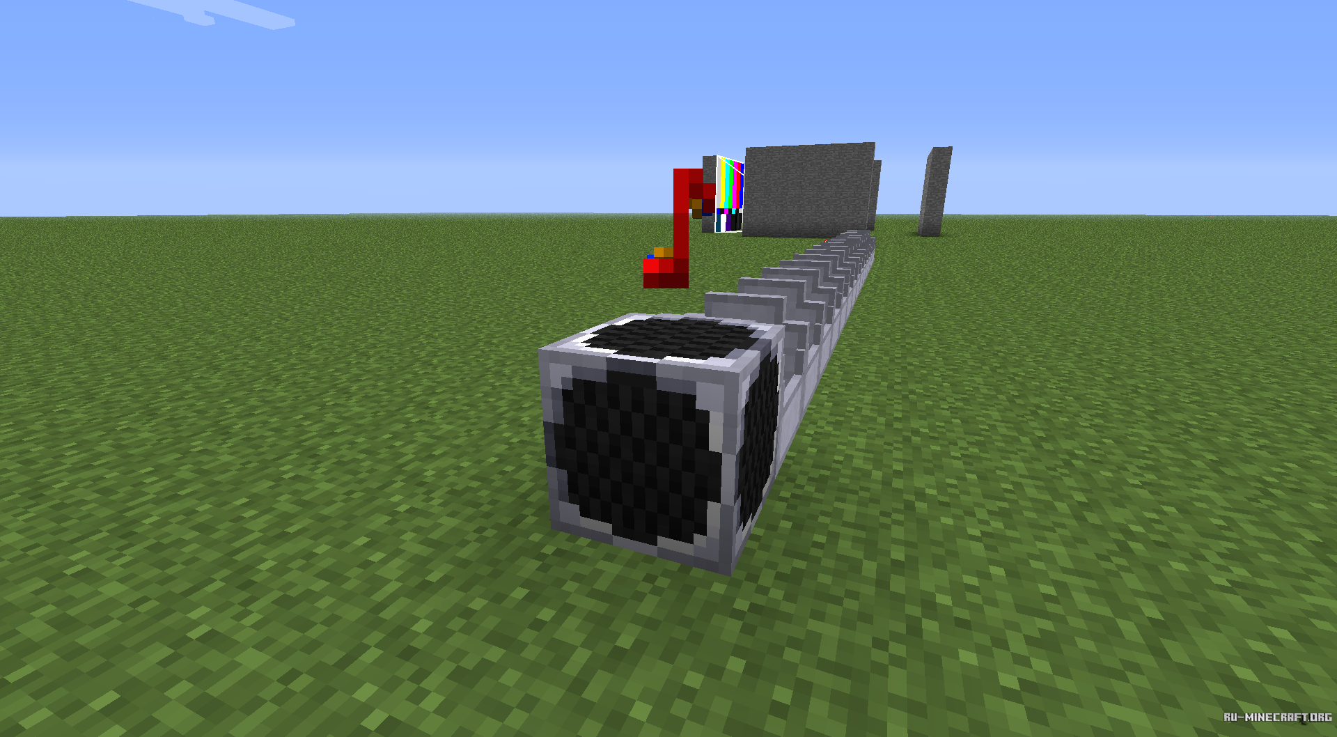 скачать моды на майнкрафт 1.7.10 rotarycraft