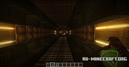 ������� Alien: A Crafters Isolation ��� Minecraft