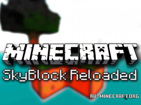 ������� Skyblock Reloaded ��� Minecraft