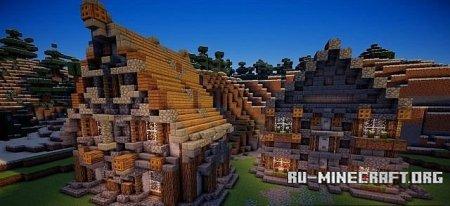 Скачать Land Of Kareedoo для Minecraft
