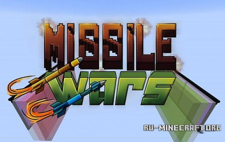 Скачать Missile Wars Mini Game для Minecraft