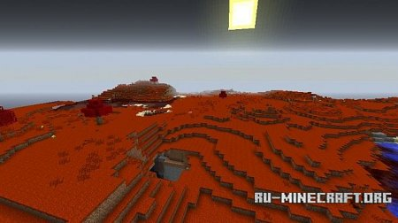 ������� Cool Biomes ��� Minecraft 1.7.10
