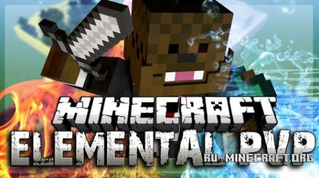 ������� The Elements PvP ��� Minecraft