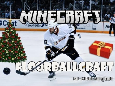 Скачать FloorBallCraft для Minecraft 1.7.10