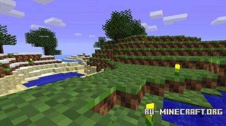 Скачать Simple Texture Pack для Minecraft 1.7.10