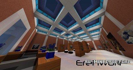 Скачать Erehwon для Minecraft 1.7.10