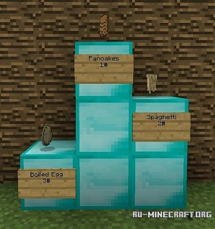 ������� So Much Food ��� Minecraft 1.7.10