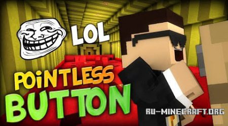 Скачать Pointless Button 2 для Minecraft
