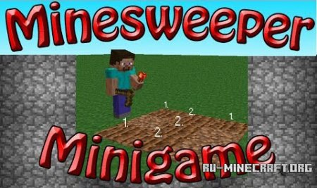 ������� Minesweeper [1.8] ��� Minecraft