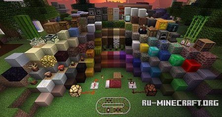 ������� Lithos Core ��� Minecraft 1.7.10