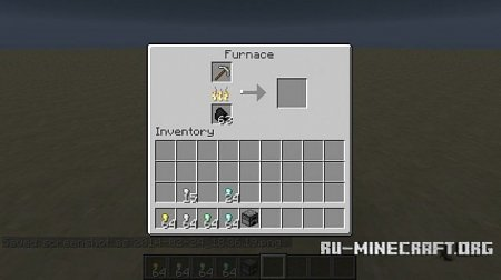 ������� Recycle Items Plus ��� Minecraft 1.7.10