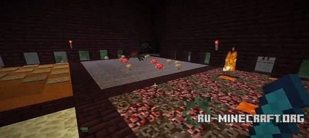 Скачать  The Death Quadrant для Minecraft