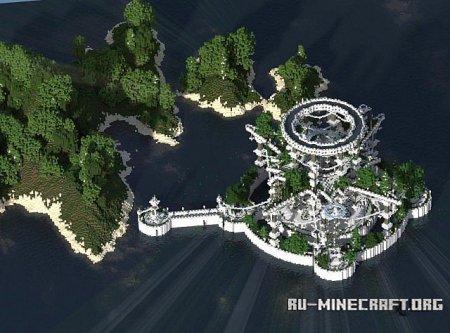 Скачать Elija's Temple для Minecraft