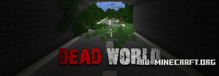 ������� Dead World Zombie Adventure ��� Minecraft
