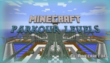 ������� Parkour Levels ��� Minecraft