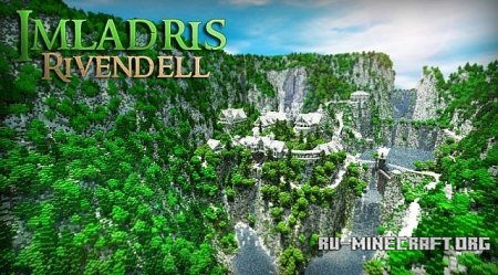 ������� The Valley of Imladris � Rivendell ��� Minecraft