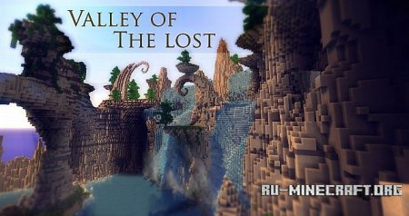 ������� Valley of the Lost ��� Minecraft