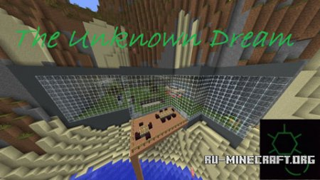 Скачать The Unknown Dream – A Modern House для Minecraft