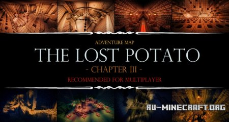 ������� The Lost Potato � Chapter 3: Secret Chambers ��� Minecraft
