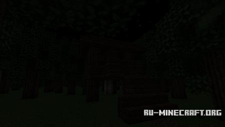 Скачать Witch in the Woods для Minecraft