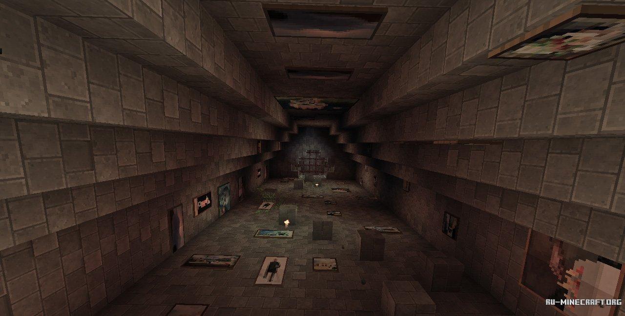 Скачать Carnes Hold Treasure Hunt для Minecraft