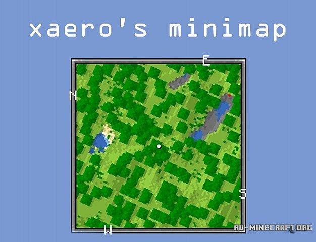 скачать мод для minecraft 1 8 zan minimap для