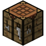 Верстак в Minecraft