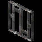 Железная решетка в Minecraft
