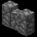 Булыжниковая стена в Minecraft