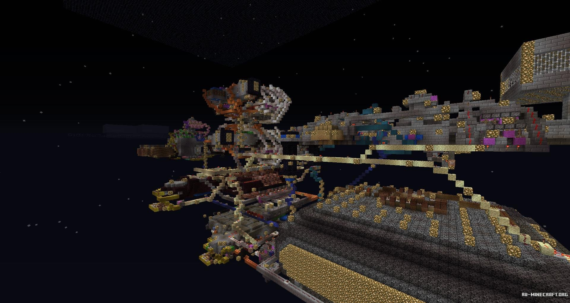 Скачать dungeon of heroes для minecraft