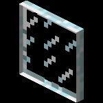Стеклянная панель в Minecraft