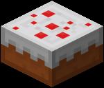 Торт в Minecraft