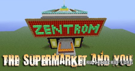 Скачать The Supermarket and You для Minecraft