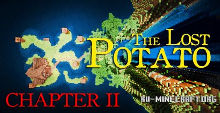 Скачать The Lost Potato 2 для Minecraft
