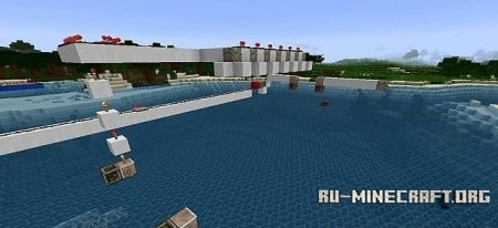 �������  Boat-Arrow Puzzle ��� Minecraft