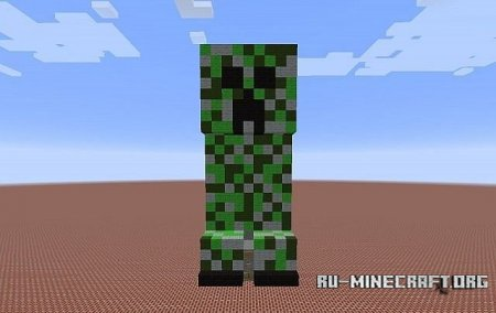 ������� Creeper That Explodes ��� Minecraft