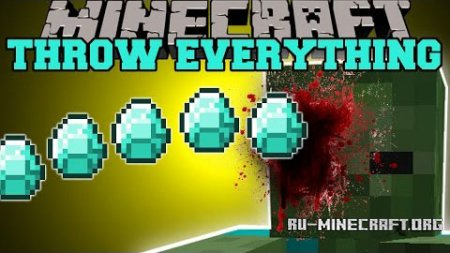 ������� Throwable Everything ��� Minecraft 1.7.10