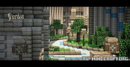 ������� Chronos � Temple of Time ��� Minecraft