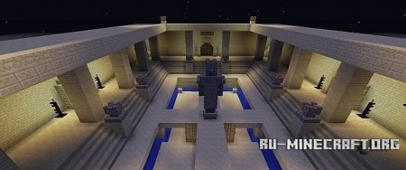 ������� Courtyard of Death ��� Minecraft