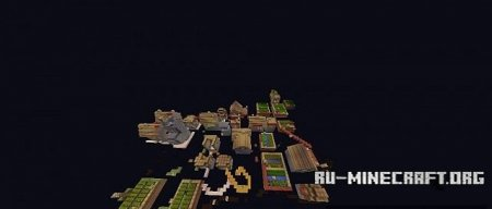 �������  Village Runner ��� Minecraft