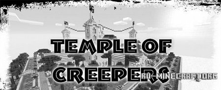 ������� Temple Of Creepers  ��� Minecraft