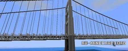 Скачать  Emenian Quadricentennial Bridge для Minecraft