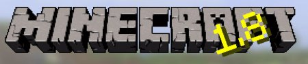 Лого Minecraft 1.8