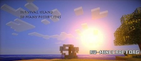 �������  Survival Island Ship Wreck Edition ��� Minecraft