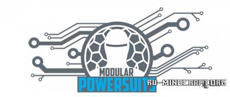 Скачать Modular Powersuits для Minecraft 1.7.10